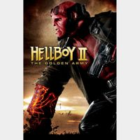 Hellboy II: The Golden Army 4k MA Code