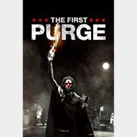 The First Purge 4k MA Code