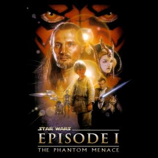Star Wars: Episode I - The Phantom Menace 4k MA Code