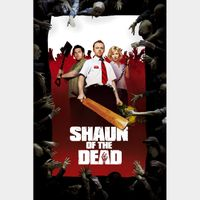 Shaun of the Dead 4k MA Code