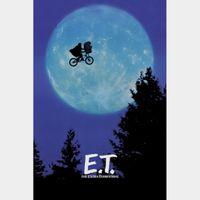 E.T. the Extra-Terrestrial HD MA Code