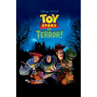 Toy Story of Terror! HD Google Play Code