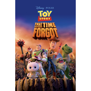 Toy Story That Time Forgot HD Google Play Code