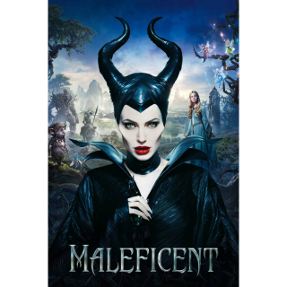 Maleficent 1 HD MA COde