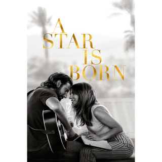 A Star Is Born 4k MA Code