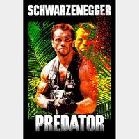 Predator (1987) 4k MA Code