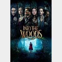 Into the Woods HD MA Code