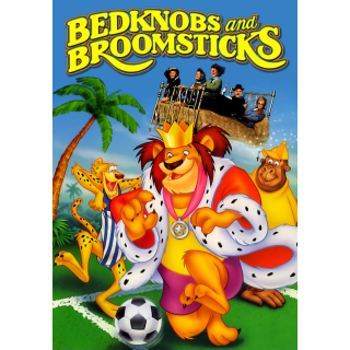 Bedknobs and Broomsticks HD Google Play Code