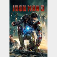 Iron Man 3 HD Google Play Code