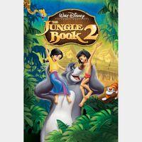 The Jungle Book 2 HD MA Code