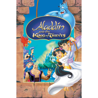 Aladdin and the King of Thieves HD Google Play Code