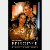Star Wars: Episode II - Attack of the Clones HD Google Play Code