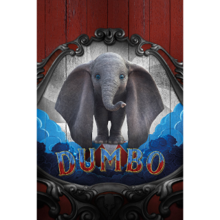 Dumbo (Live Action) HD Google Play Code