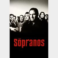 The Sopranos Complete Series - Google Play Code HD