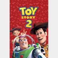 Toy Story 2 HD Google Play Code