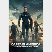 Captain America: The Winter Soldier HD Google Play Code