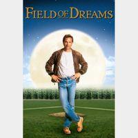 Field of Dreams 4k MA Code
