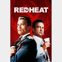 Red Heat 4k Vudu Code