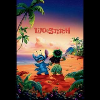 Lilo & Stitch 1 HD Google Play Code