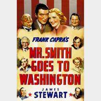 Mr. Smith Goes to Washington 4K MA Code