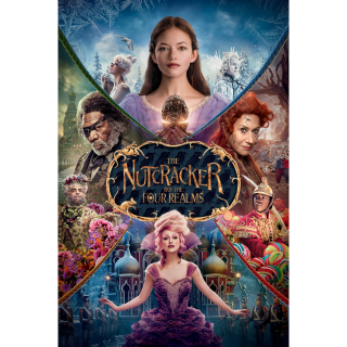 The Nutcracker and the Four Realms 4k MA Code