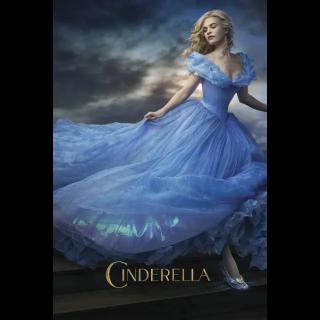 Cinderella (Live) 4k MA Code