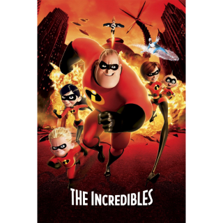 The Incredibles 1 HD Google Play Code