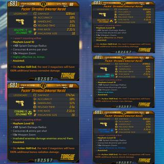 Weapon   M10 Unkempt Harold SET