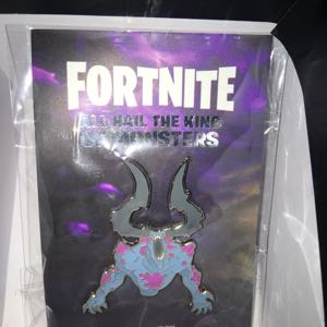 MINT CONDITION Storm king pin