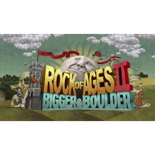 Rock of Ages 2 : Bigger and Boulder