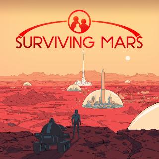SURVIVING MARS - STEAM GLOBAL KEY