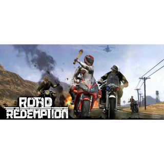 Road Redemption Steam Key