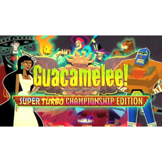Guacamelee! Super Turbo Championship Edition [Steam Key]