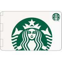 $75.00 Starbucks with pin instant download