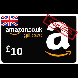 £10.00 Amazon UK [FAST RELEASE][FULL DISCOUNT]..