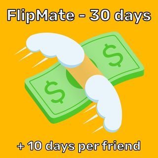 FlipMate Subscription - Committed [Instant Delivery]