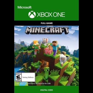Minecraft Xbox One Xbox Live Key GLOBAL