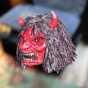 Apparel   RARE demon mask