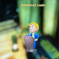 Aid | 100 bobblehead leaders