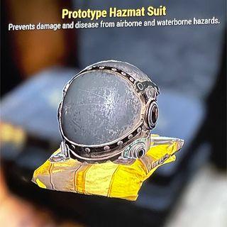 Apparel | Legacy prototype hazmat