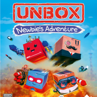 Unbox Newbies Adventures (PC Steam Key Digital) Instant Delivery