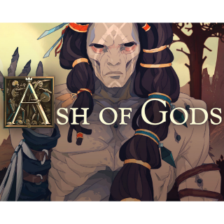 Ash of Gods Redemption (PC Windows Mac Digital Steam Key) Instant Delivery Global