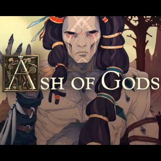 Ash of Gods Redemption (PC Windows Mac Digital Steam Key) Instant Delivery Global