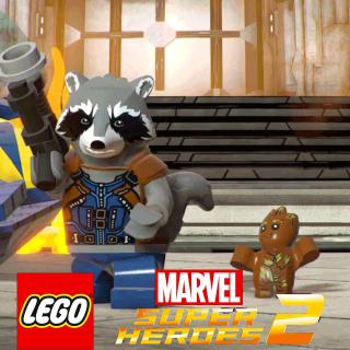 Lego Marvel Super Heroes 2 (PC Windows Mac Digital Steam Key)