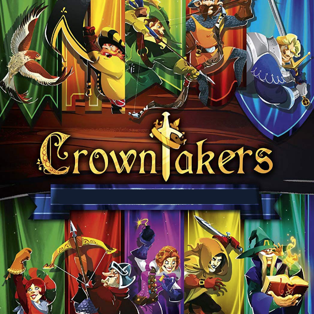 Crowntakers (PC Windows Mac Steam Key Global Digital) Instant Delivery