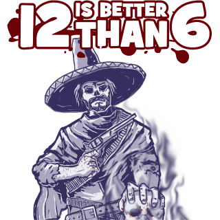 12 is Better Than 6 (PC Windows Mac Steam Key Global Digital) Instant Delivery