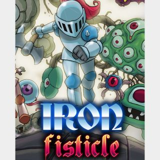 Iron Fisticle (PC Windows Steam Key Global Digital) Instant Delivery