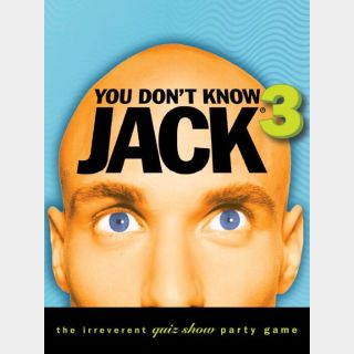 You Don't Know Jack Vol. 3
