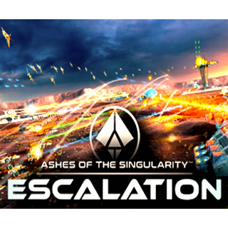 Ashes of the Singularity: Escalation (PC Windows Digital Steam Key)