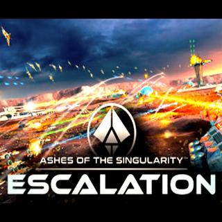 Ashes of the Singularity: Escalation (PC Windows Digital Steam Key)